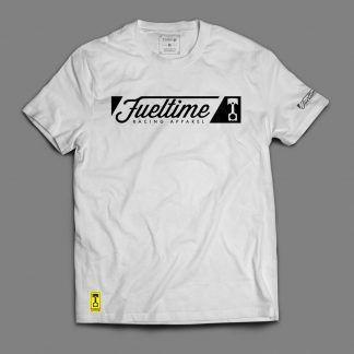 Camiseta Fueltime blanca