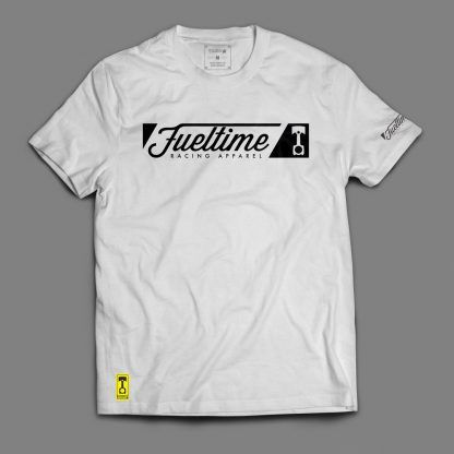 Camiseta Fueltime blanca