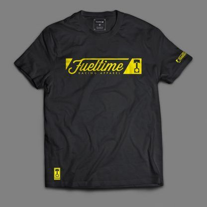 Camiseta Fueltime negra