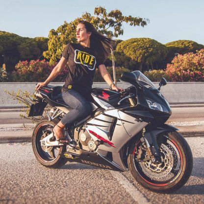 Camiseta Ride Your Life